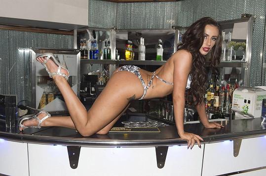 Rebecca Hanley je novou irskou Miss Bikini