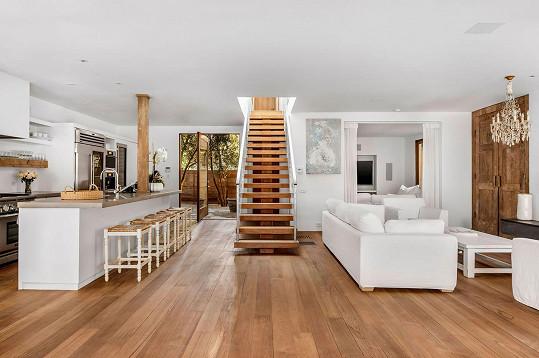 Obývací prostory