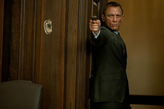 Daniel Craig se navždy loučí s rolí Bonda.