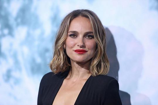 Natalie Portman vypadala na premiéře nového snímku skvěle.