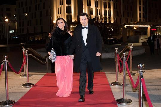 Matej Chren a Linda Zubčáková