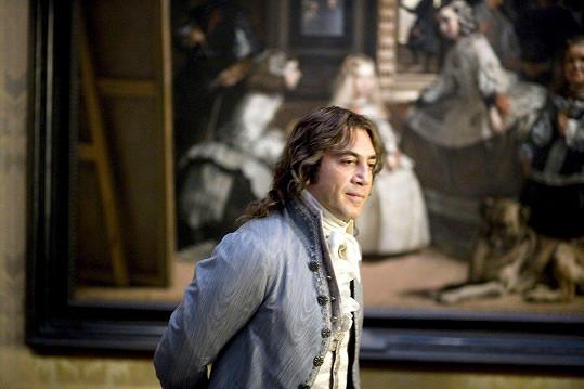 Javier Bardem ve filmu Goyovy přízraky (2006)