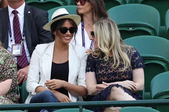 Vévodkyně si prý nepřála, aby ji lidé fotili.