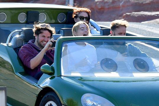 A když za zábavou, tak ideálně do Disneylandu.