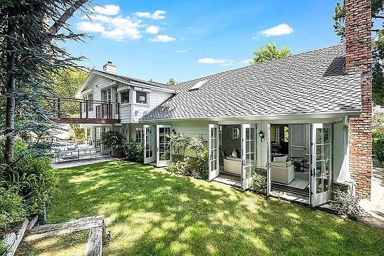 Kate Beckinsale prodává svůj dům v Brentwoodu.