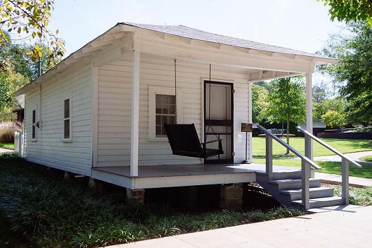 Rodiště Elvise Presleyho v Mississippi