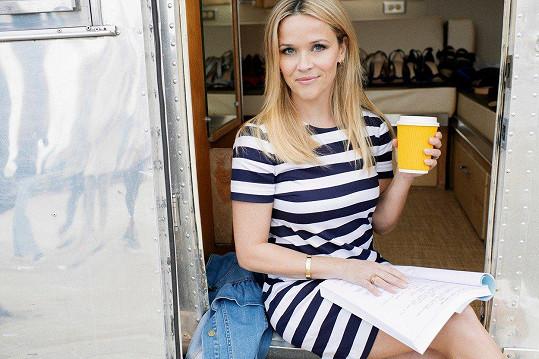 Reese Witherspoon chystá návrat k Pravé blondýnce.