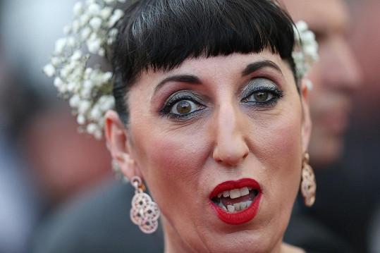 Rossy de Palma odmítá jakoukoli plastickou operaci a se svým vzhledem je spokojená.