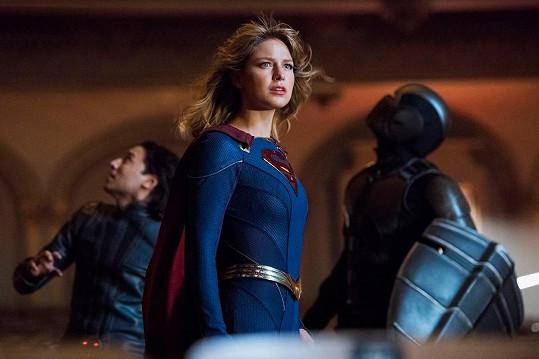 Melissa hraje v seriálu Supergirl, neméně hrdinkou je ale i ve skutečnosti.