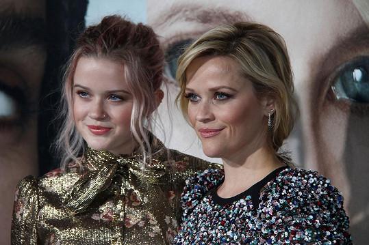 Reese a Ava na premiéře seriálu Big Little Lies