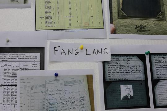 Příběh Fang Langa inspiroval i hollywoodské tvůrce.