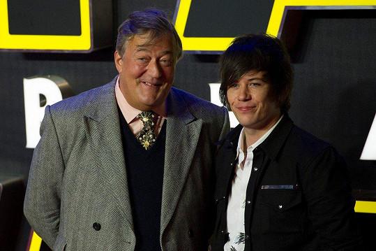 S manželem Elliottem Spencerem (29) na evropské premiéře jedné z epizod Star Wars v prosinci 2015 v Londýně.
