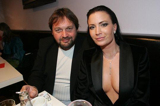 Manželství Gábiny Partyšové a Josefa Kokty zničila nevěra.