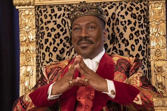 Letos se vrátil na plátno jako princ Akeem v Cestě do Ameriky 2.