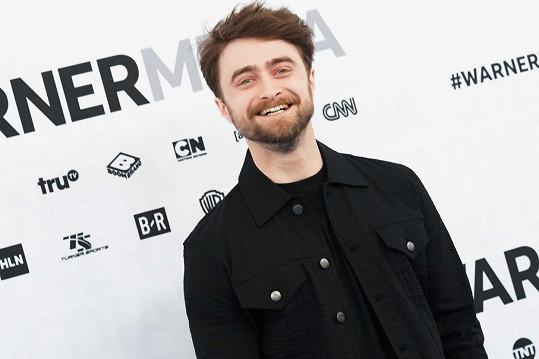 """""""Jsem za něj velmi šťastný, bude to skvělý otec,"""" řekl na konto kamaráda Ruperta Grinta Daniel Radcliffe."""