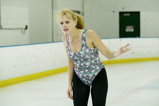 Margot Robbie jako krasobruslařka Tonya Harding