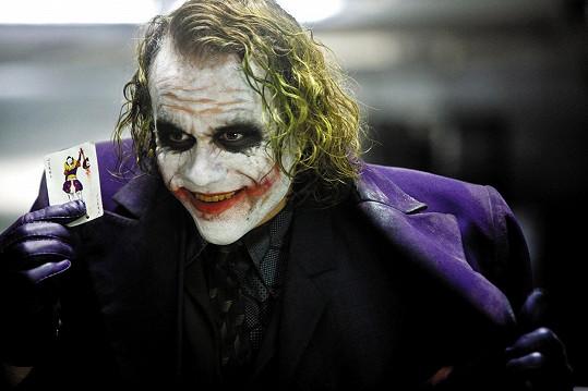 Heath Ledger kvůli roli Jokera v Temném rytíři přišel o duševní zdraví i o život.