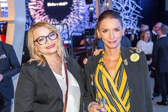 Dorota Nvotová je jednou z dcer známé slovenské herečky Anny Šiškové.