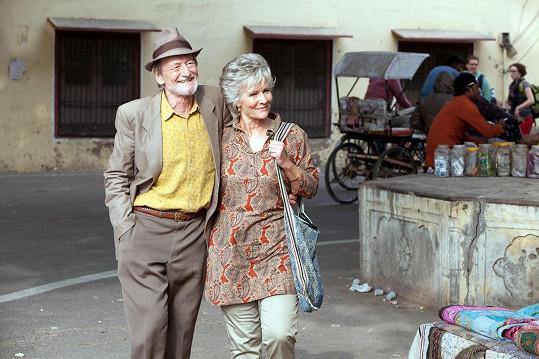 Ronald Pickup ve filmu Báječný hotel Marigold