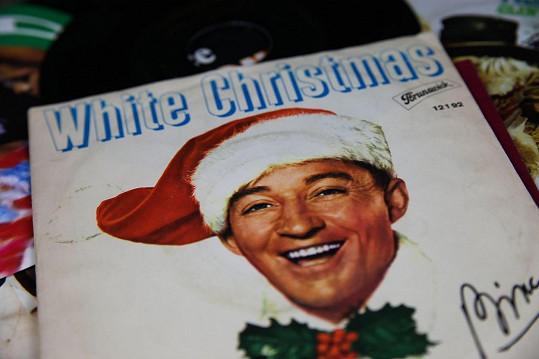 White Christmas Binga Crosbyho patří k nejpopulárnějším vánočním písním. Poprvé zazněla už v roce 1941.