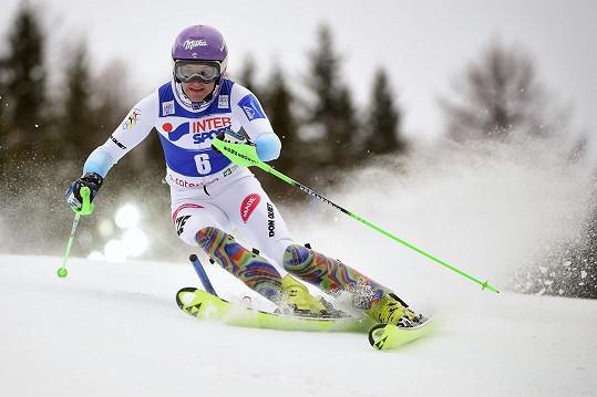 Šárka Strachová letos ukončila sportovní kariéru.