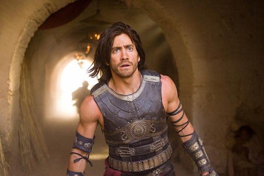 Jake Gyllenhaal ve filmu Princ z Persie: Písky času (2010)