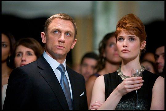 S Danielem Craigem v bondovce Quantum of Solace (2008)