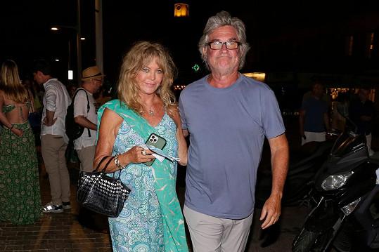 Manželé sice nejsou, ale jsou spolu už téměř 40 let.