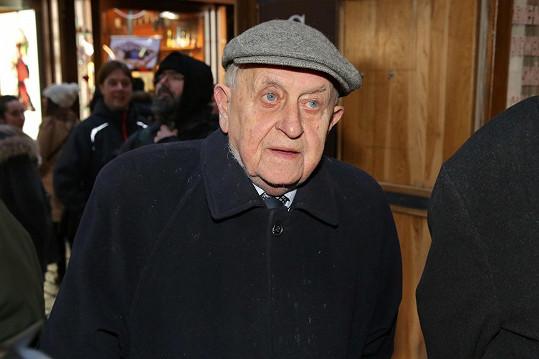 Ivo Niederle se dožil 91 let.