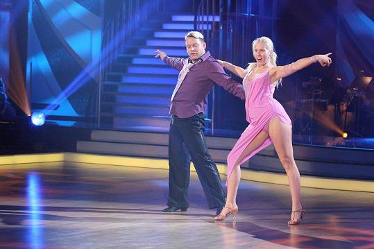 V roce 2013 tančila ve StarDance s Matějem Ruppertem.