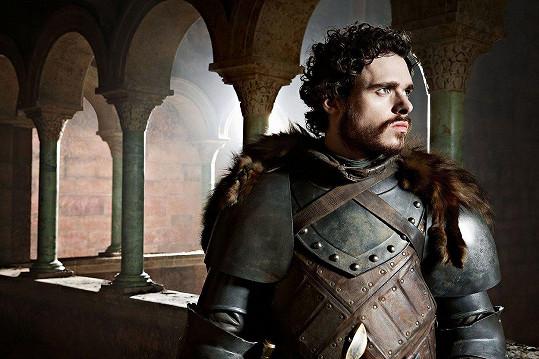 Madden jako Robb Stark ve Hře o trůny