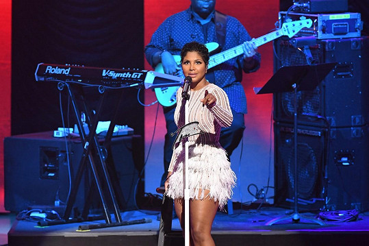 Braxton je i trojnásobnou držitelkou cen Grammy.
