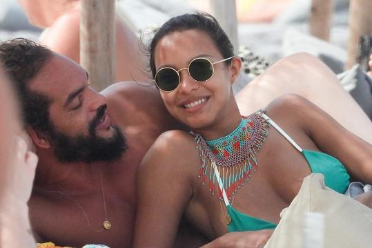 Loni se zasnoubili i Lais Ribeiro a Joakim Noah. O svatbě od té doby nepadla ani zmínka.