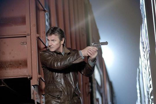Liam Neeson se ve filmu Noční běžec předvedl ve formě.