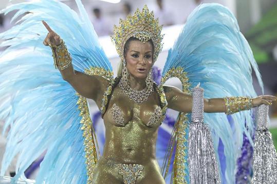 Karneval navštěvují statisíce lidí.