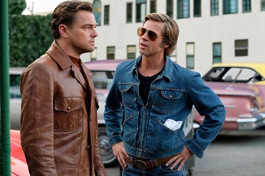 S Leonardem DiCapriem v tarantinovce Tenkrát v Hollywoodu