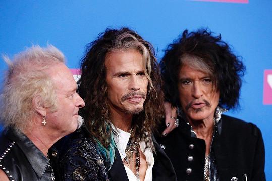 Aerosmith odehrají v příštím roce sérii koncertů v Las Vegas.