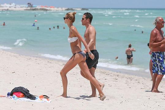 Fotky byly pořízeny na Floridě.