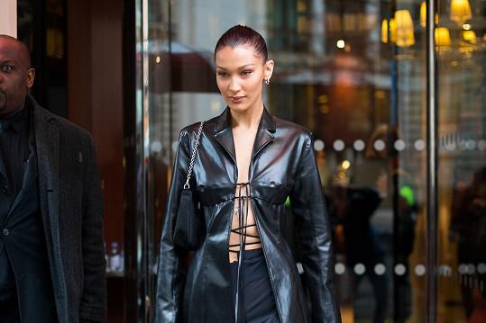 Bella je jednou z nejžádanějších modelek současnosti.