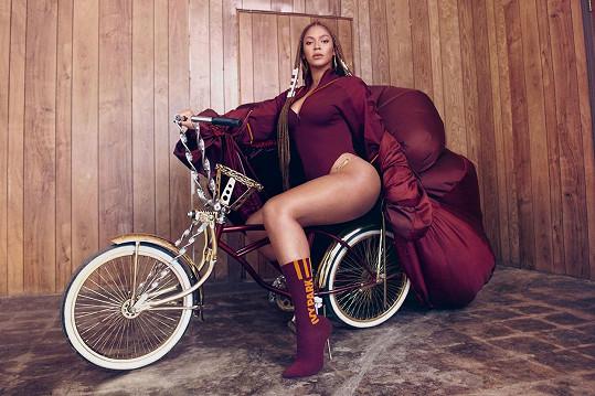 Beyoncé v nové reklamní kampani