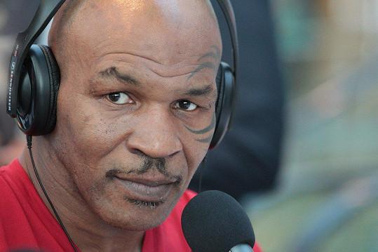 Tyson má opravdu zajímavý životopis.