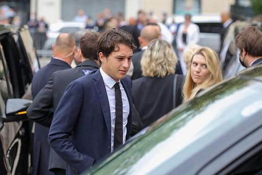 Vnuk Giaccomo Belmondo, bratr Vincenta. Oba jsou synové Jean-Paulova syna Paula.
