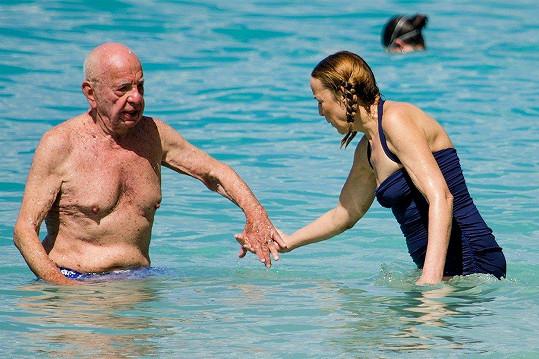 Po boku Jerry si užívá pokojné stáří.