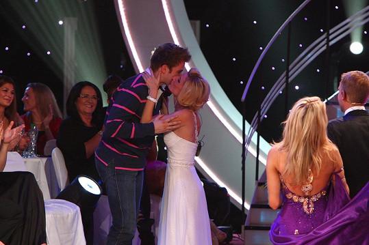 Když se Tomáš s Adelou potkali v roce 2011 na taneční show, přivítání bylo vřelé.