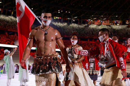 Na olympiádě bude zápasit v taekwondu.