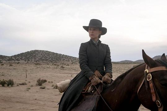 Natalie Portman s westernem neuspěla.