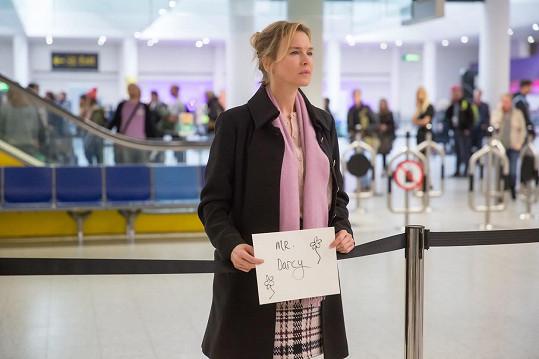 Renée jako ikonická Bridget Jones