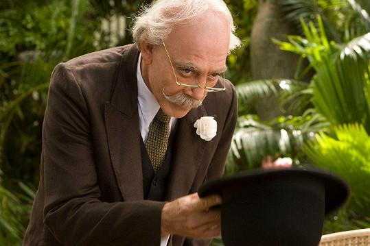Javier Bardem ve filmu Láska za časů cholery