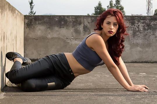 Modelka Melanie Montenegro zemřela na infarkt krátce po provedené liposukci.