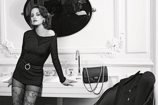 Kristen Stewart pro Chanel
